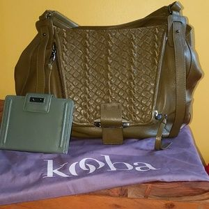 Kooba Leather Jonnie
